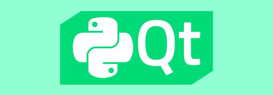 Обложка: Python GUI: создаём простое приложение с PyQt и Qt Designer