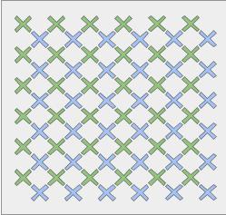 Qubit scheme