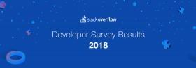 Опрос Stack Overflow 2018