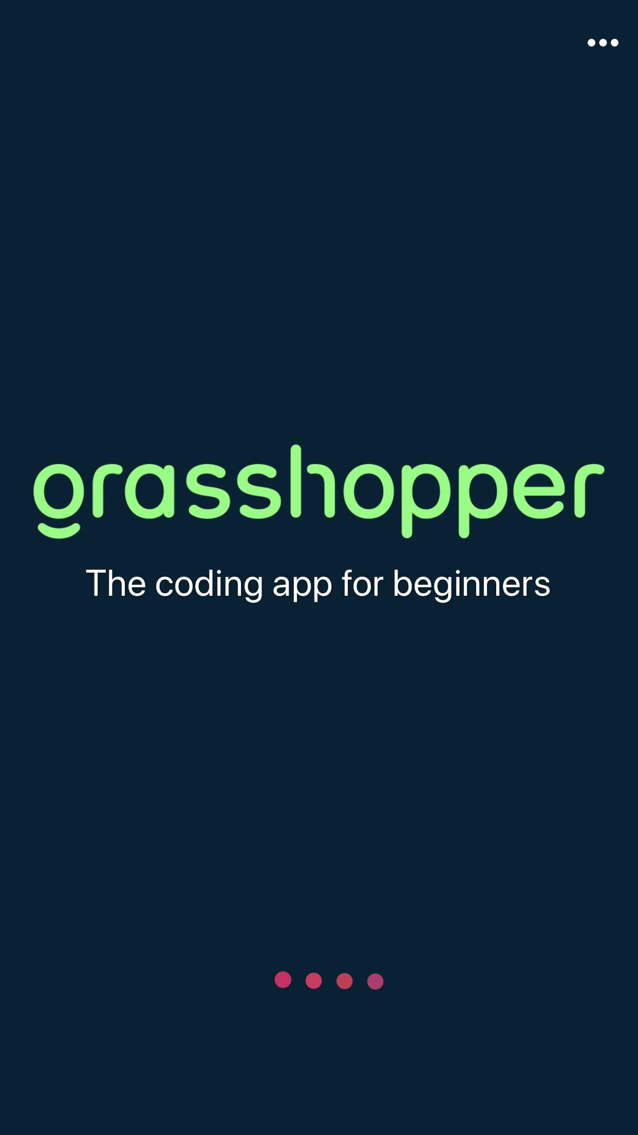 заставка grasshopper