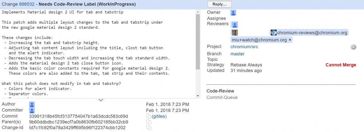 Material Design 2 initial commit
