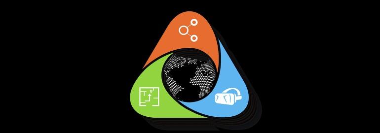 логотип smartgeo vr/ar 2018