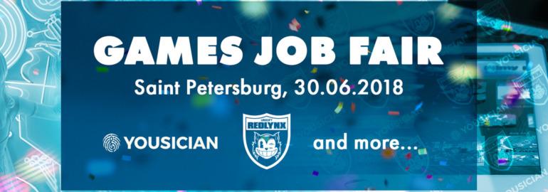Иллюстрация: Games Job Fair