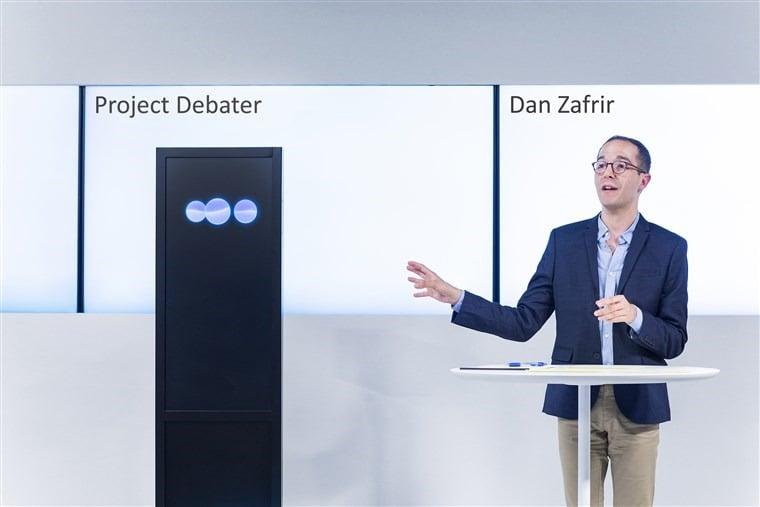 Debater
