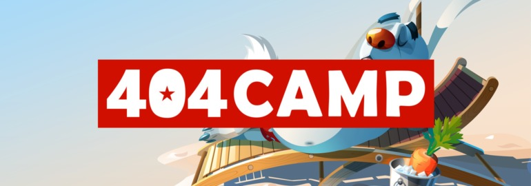 Иллюстрация: 404 CAMP