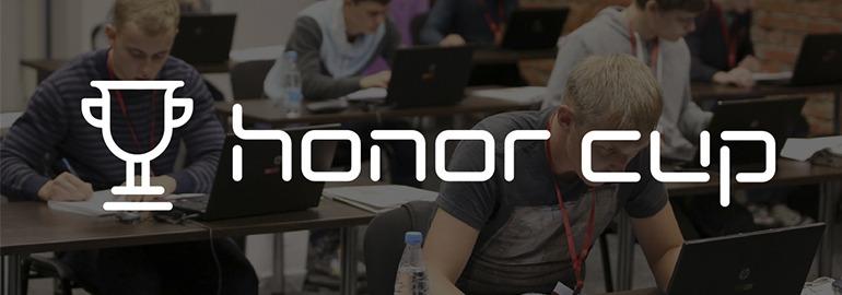 Иллюстрация: Honor Cup 2018