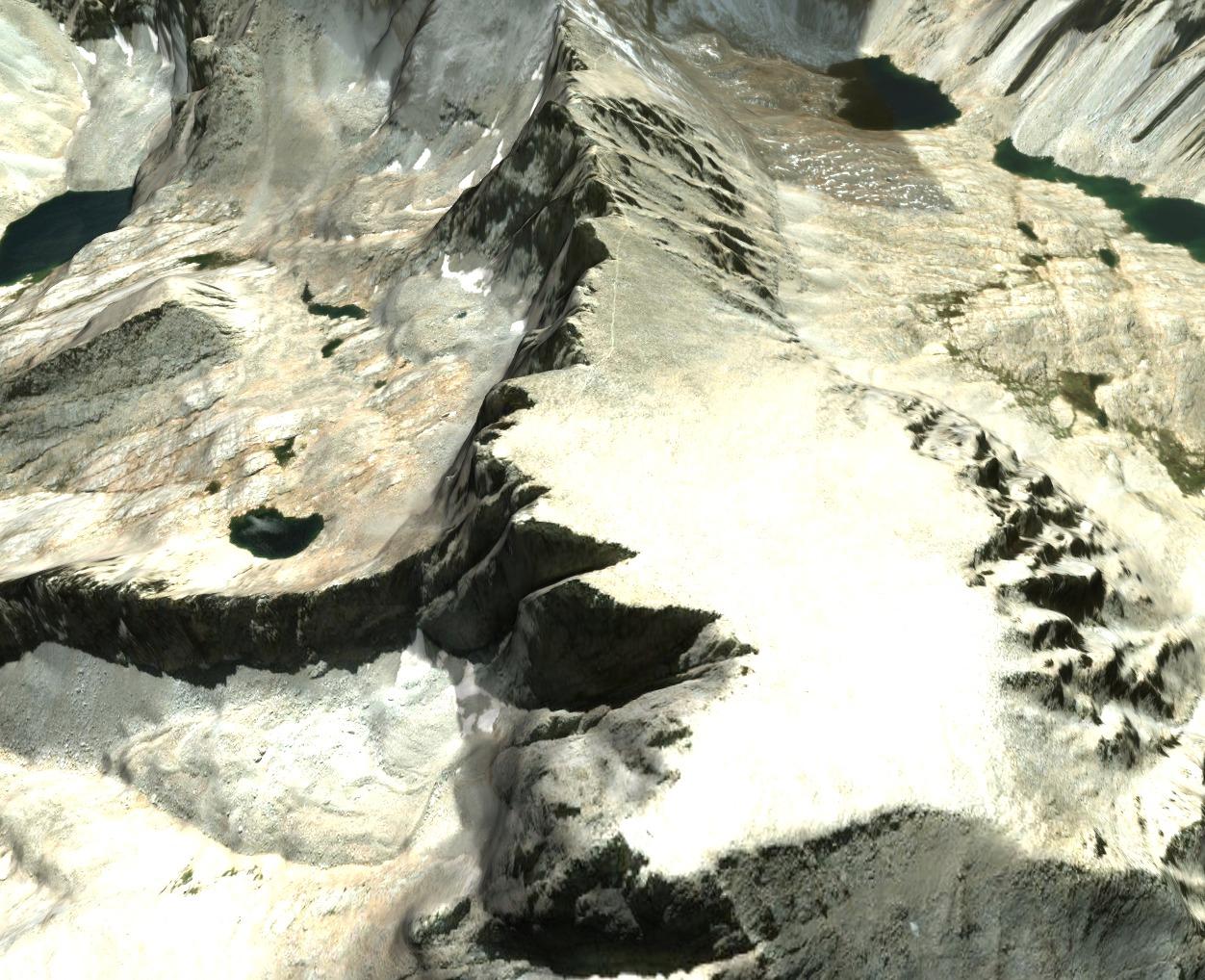 A-Terrain Mt Whitney