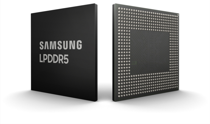 Samsung Electronics представила модуль памяти LPDDR5