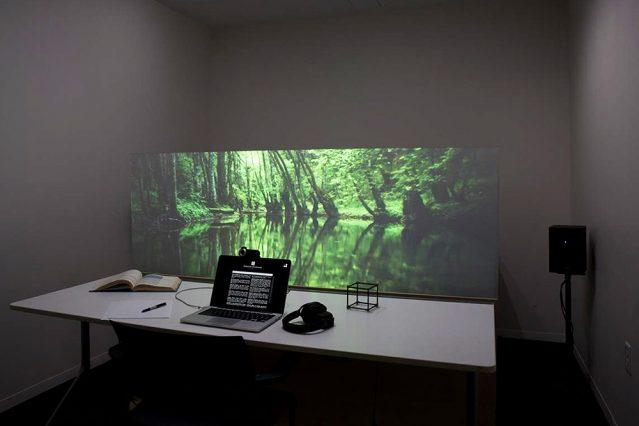 Mediated Atmosphere MIT Media Lab умный офис