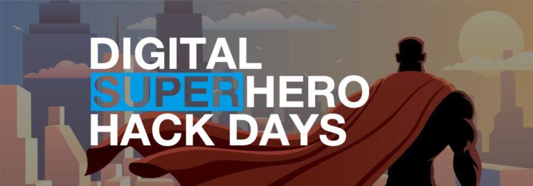 Digital SuperHero HackDays