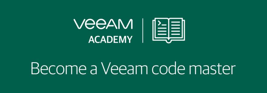 Veeam Academy