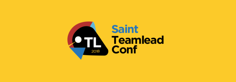 Иллюстрация: Saint TeamLead Conf 2018
