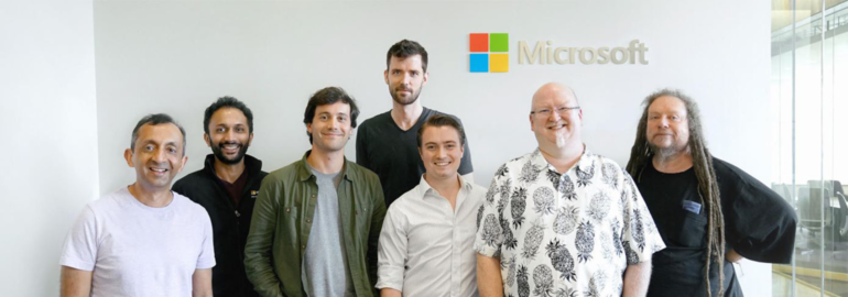Lobe team is acquired by Microsoft