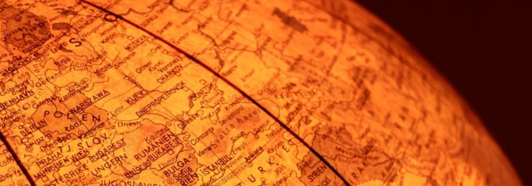 Raster Vision map
