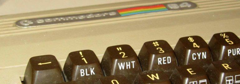 Архив Интернета игры Commodore 64