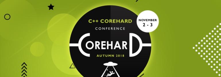 C++ CoreHard Autumn 2018