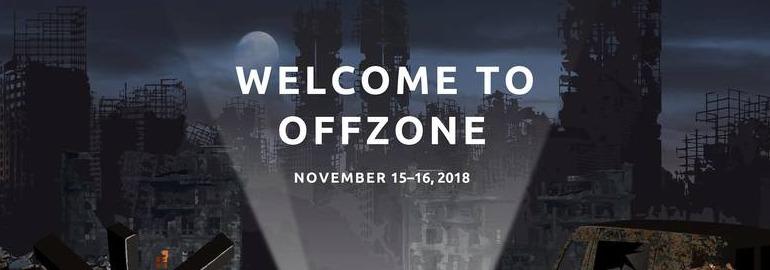 Конференция OFFZONE 2018