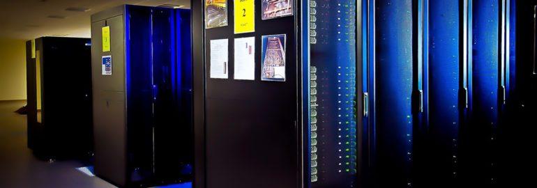 Суперкомпьютера обложка