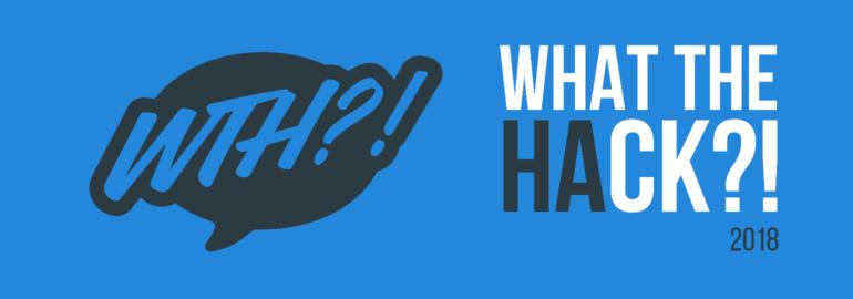 Хакатон What the Hack 2018