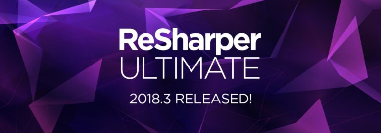 Релиз ReSharper Ultimate 2018.3