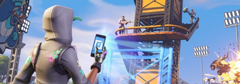 Epic Games откроет разработчикам бесплатный доступ к онлайн-сервисам Fortnite