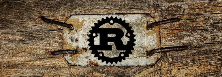 Rust 2018 обложка