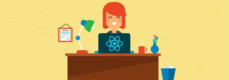 Обложка: React: практики, которые помогут стать продвинутым разработчиком