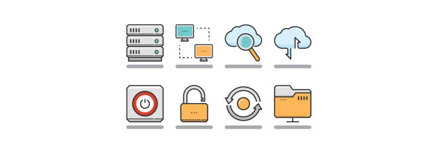 Обложка: Основные аспекты информационной безопасности