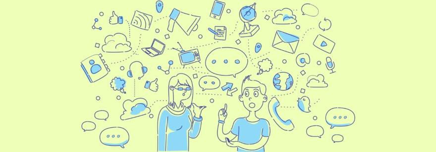 Обложка: Пишем чат с анализом настроения с помощью Next.js