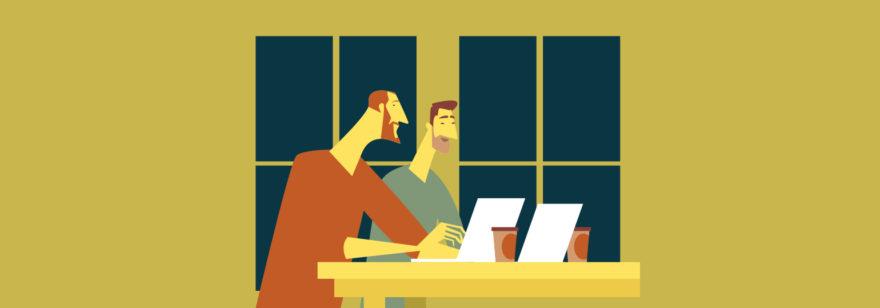 Обложка: Как подготовить совещание, на которое захотят приходить