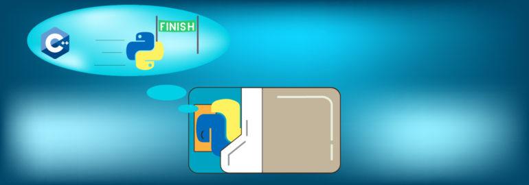 Обложка: Что может Python сделать за секунду?