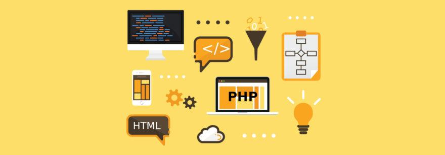 Обложка: Хочу научиться программировать на PHP. С чего начать?
