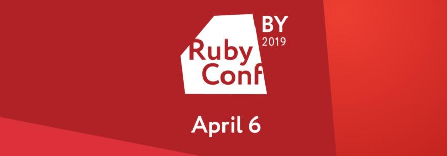 RubyConfBY 2019