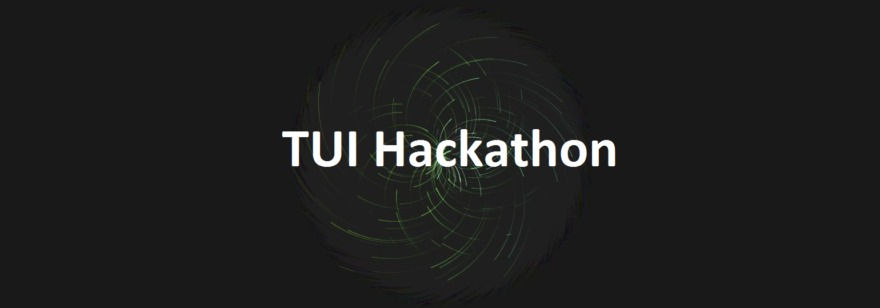 TUI Hackathon 2019