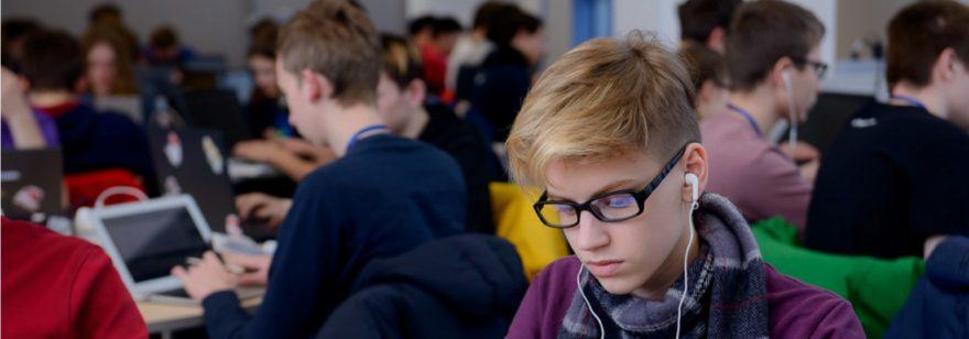 Хакатон «Академии искусственного интеллекта для школьников»