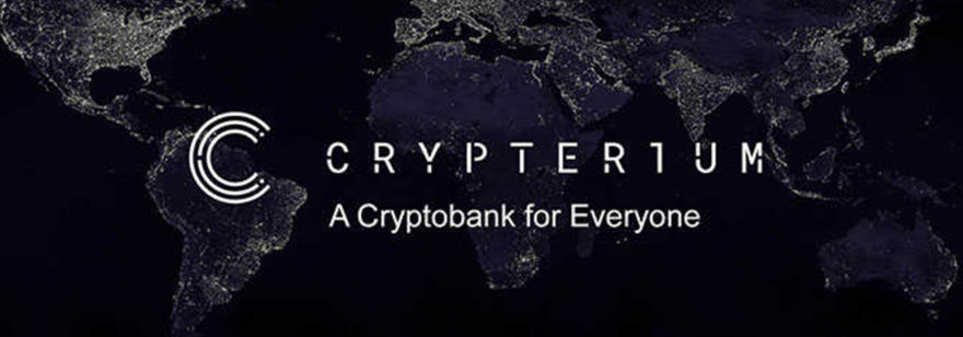Crypterium обложка компании