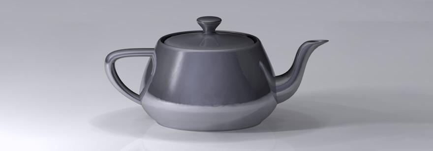 Обложка: Чайник из Юты: история эталонной 3D-модели