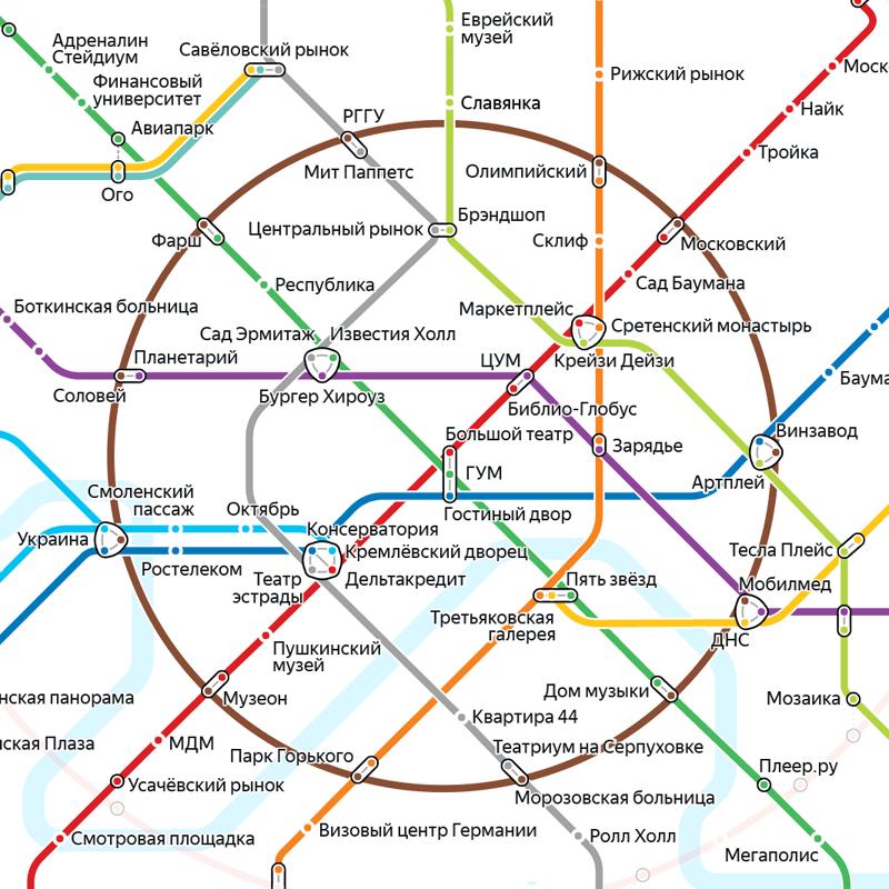 «Новое» московское метро