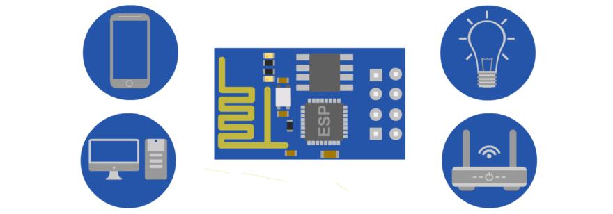 Обзор микроконтроллера ESP8266