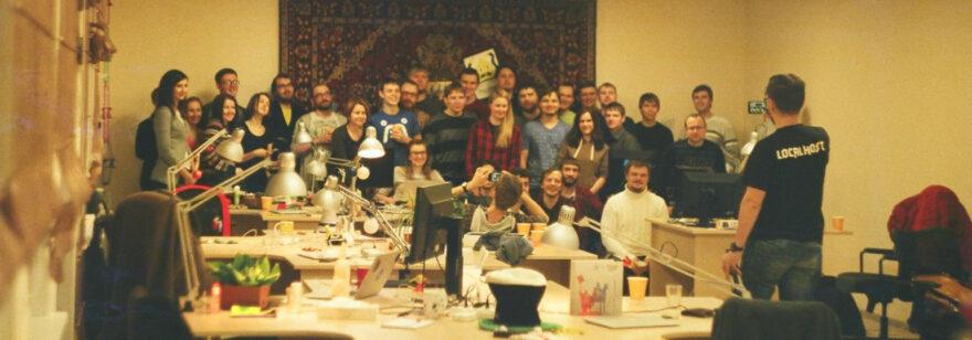 Ecwid фото команды