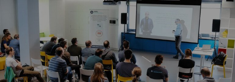 GodelTech Meetup BREST #1