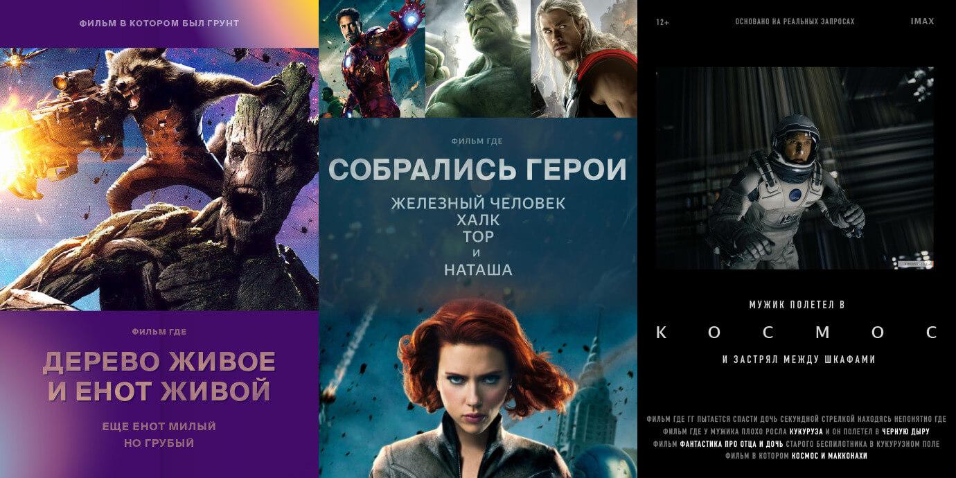 Исследование Яндекса о фильмах