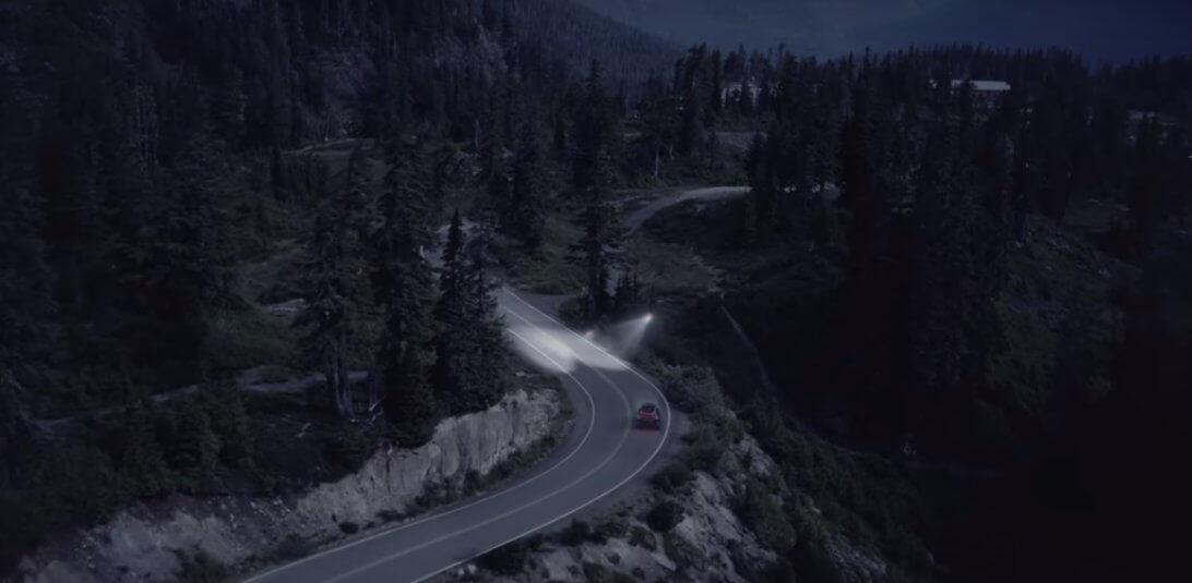 Дроны-фары для автомобиля