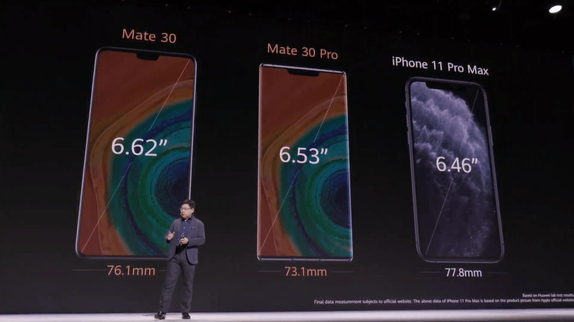 Huawei Mate 30 и Mate 30 Pro