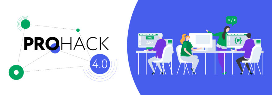 Обложка: Хакатон ProHack 4.0
