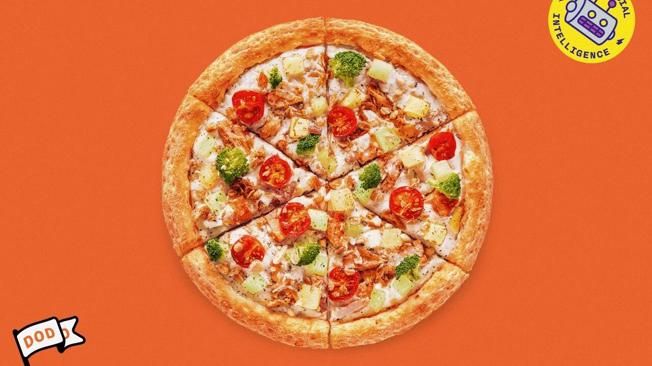 «Опенсорс»-пицца