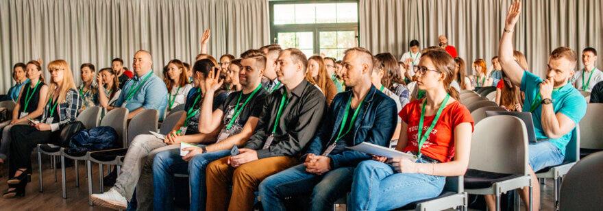 Обложка: Конференция COMAQA Autumn Minsk 2019