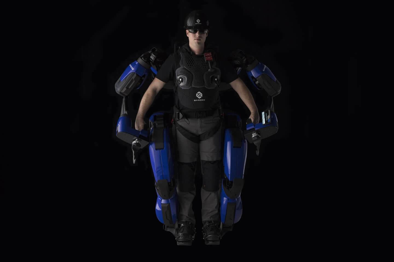 Экзоскелет Guardian XO