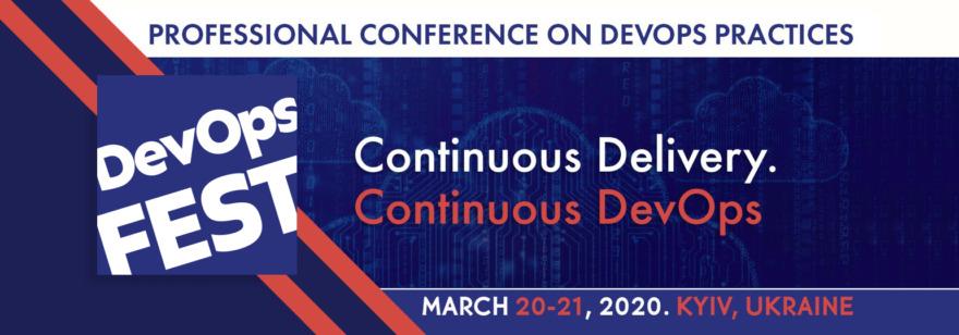 Обложка: Конференция DevOps Fest 2020