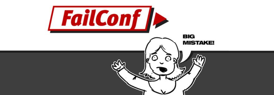 Обложка: Конференция FailConf 2020